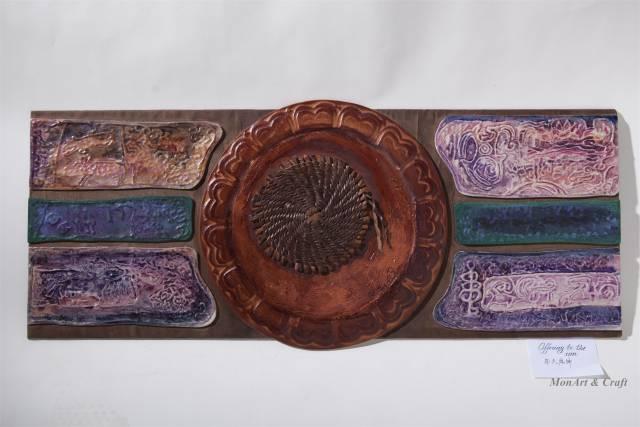 【美图】蒙古国皮画家艺术家吉雅图作品欣赏 第14张