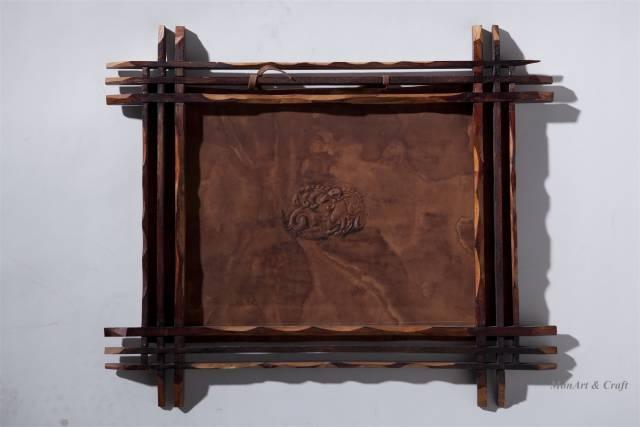 【美图】蒙古国皮画家艺术家吉雅图作品欣赏 第26张