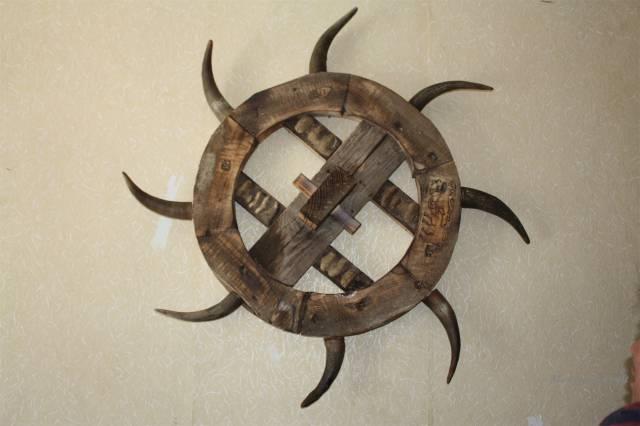 【美图】蒙古国皮画家艺术家吉雅图作品欣赏 第33张