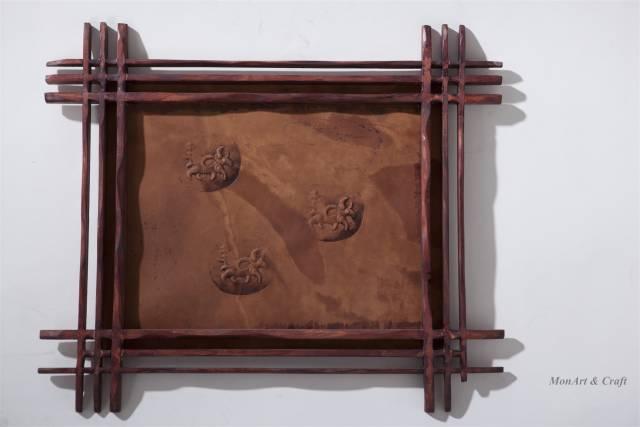 【美图】蒙古国皮画家艺术家吉雅图作品欣赏 第28张