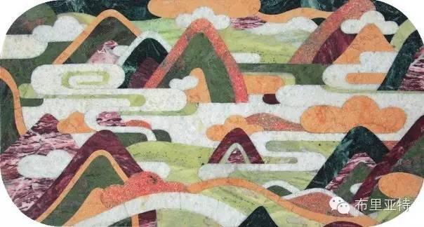 刚在蒙古办展览的布里亚特艺术家尤里作品欣赏 第13张