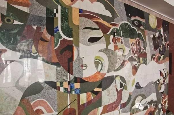 刚在蒙古办展览的布里亚特艺术家尤里作品欣赏 第15张