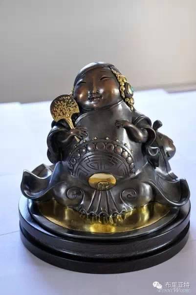 【蒙古文艺】艺术家布德扎布的雕塑作品欣赏 第7张