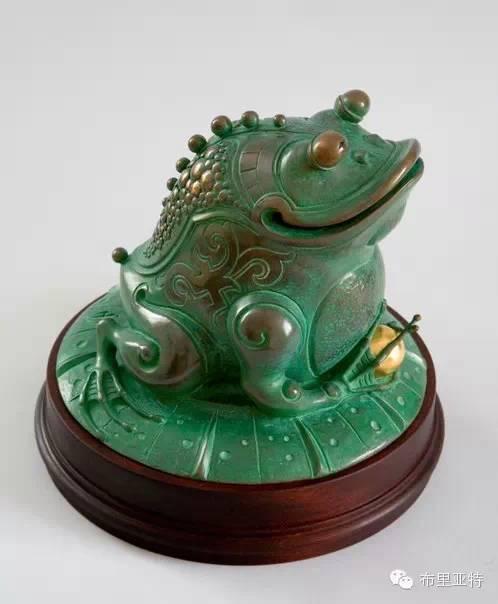 【蒙古文艺】艺术家布德扎布的雕塑作品欣赏 第8张