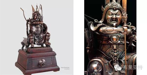 【蒙古文艺】艺术家布德扎布的雕塑作品欣赏 第13张