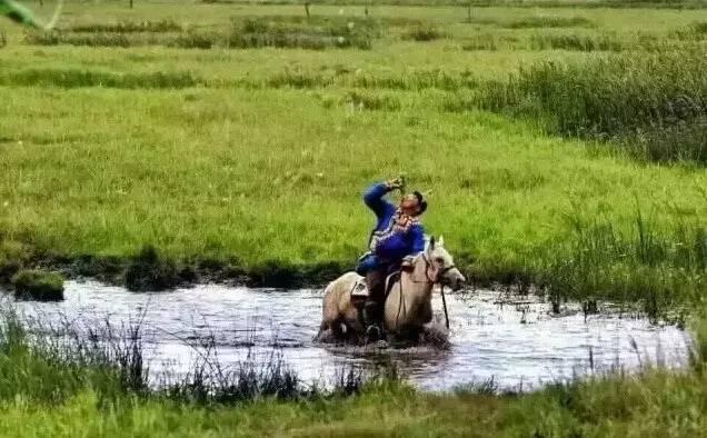 蒙古人《醉骑》?非常震撼的视频! 第2张