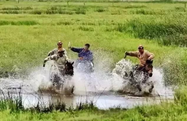 蒙古人《醉骑》?非常震撼的视频! 第3张