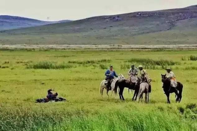 蒙古人《醉骑》?非常震撼的视频! 第4张