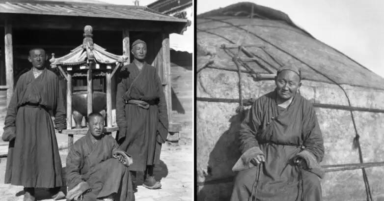 100多年前的蒙古罕见视频资料(视频 文字 图片) 第18张 100多年前的蒙古罕见视频资料(视频 文字 图片) 蒙古文化