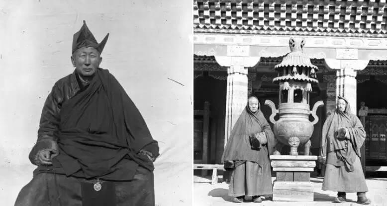 100多年前的蒙古罕见视频资料(视频 文字 图片) 第22张 100多年前的蒙古罕见视频资料(视频 文字 图片) 蒙古文化
