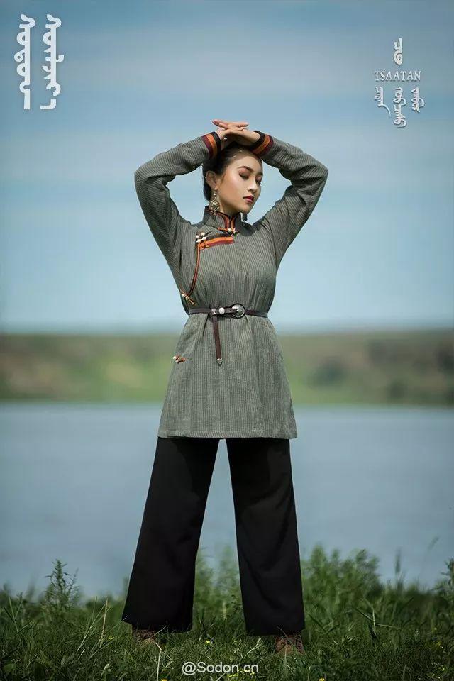 TSAATAN蒙古时装秋冬系列,来自驯鹿人的独特魅力! 第23张