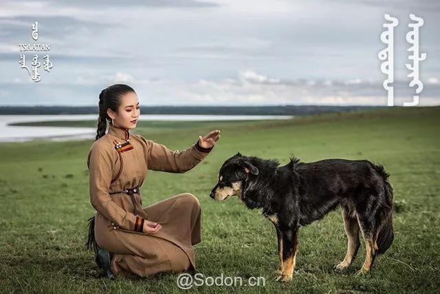 TSAATAN蒙古时装秋冬系列,来自驯鹿人的独特魅力! 第22张