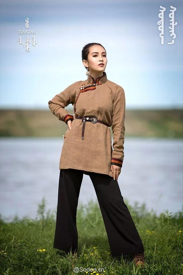 TSAATAN蒙古时装秋冬系列,来自驯鹿人的独特魅力! 第24张