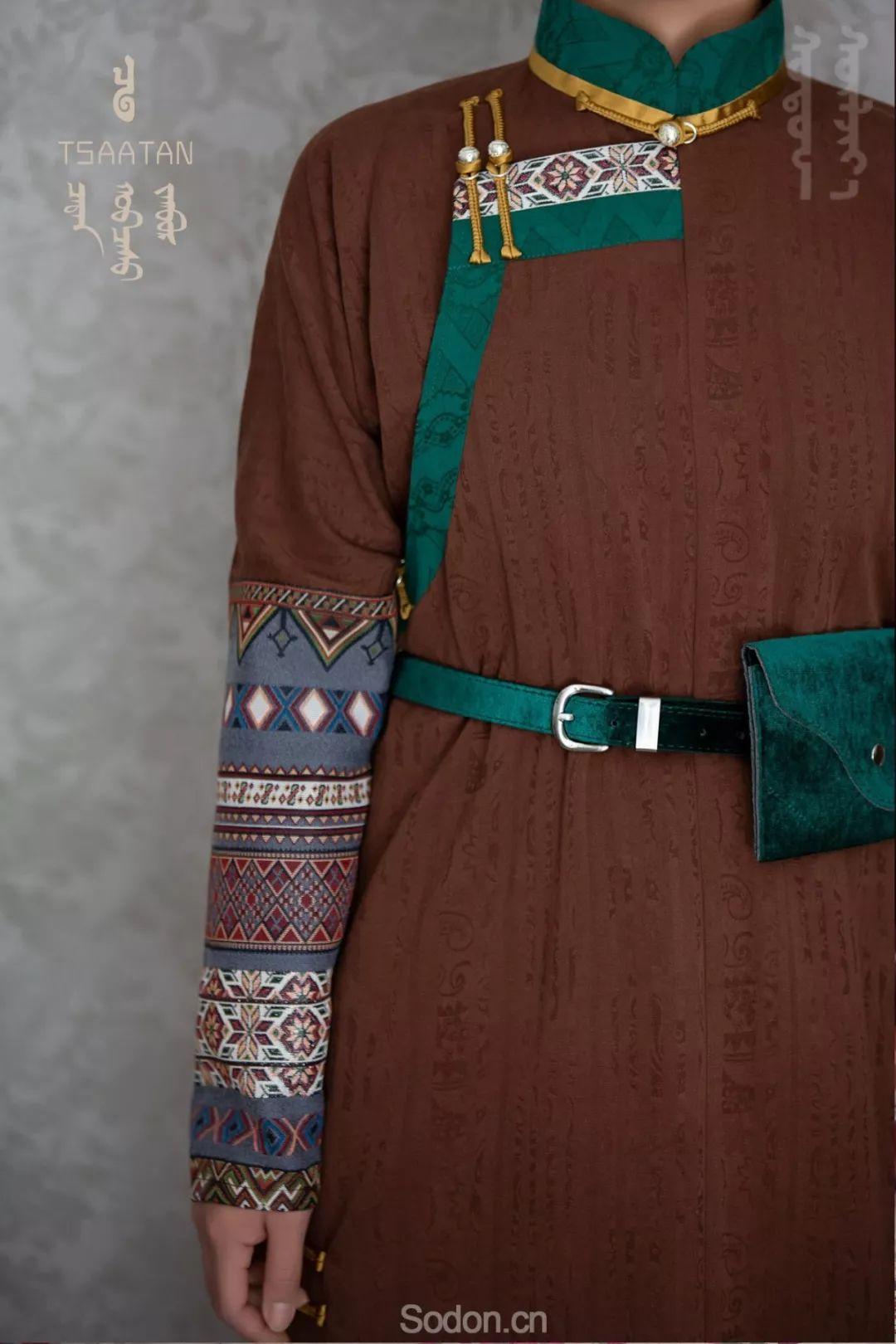 TSAATAN蒙古时装秋冬系列,来自驯鹿人的独特魅力! 第55张