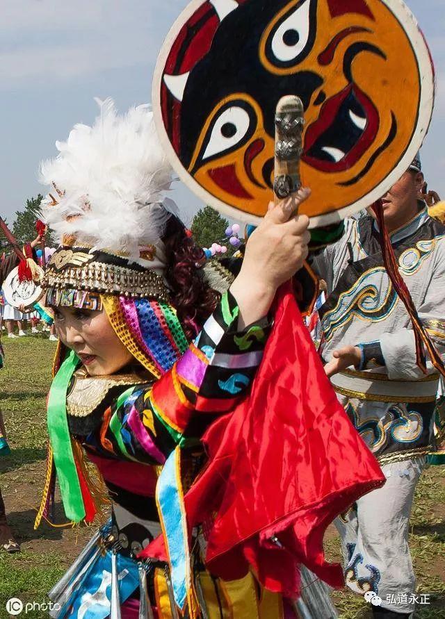 蒙古人的原始宗教——萨满教 第1张