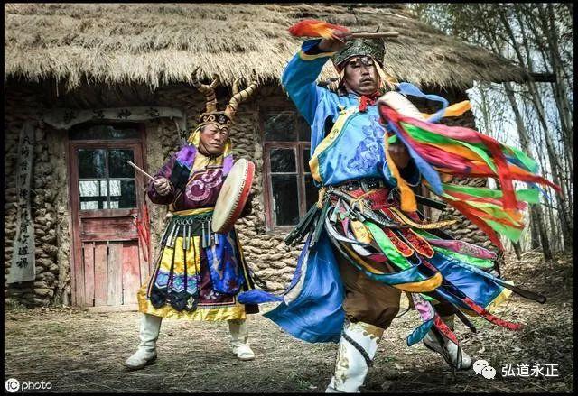 蒙古人的原始宗教——萨满教 第2张