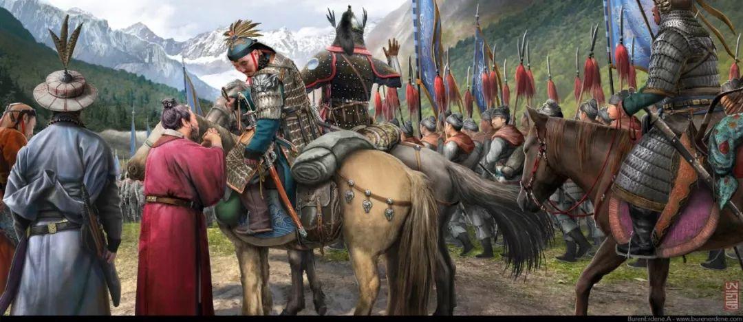 蒙古人必须要知道的常识.. 第8张