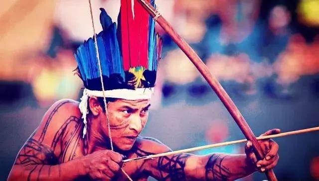印第安人的蒙古血统 第5张
