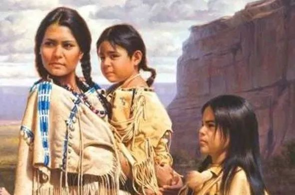 印第安人的蒙古血统 第3张