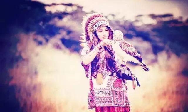 印第安人的蒙古血统 第8张