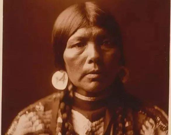 印第安人的蒙古血统 第9张
