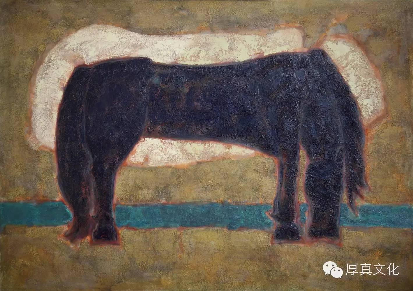 【蒙古人】画家——格日乐图 第1张 【蒙古人】画家——格日乐图 蒙古画廊