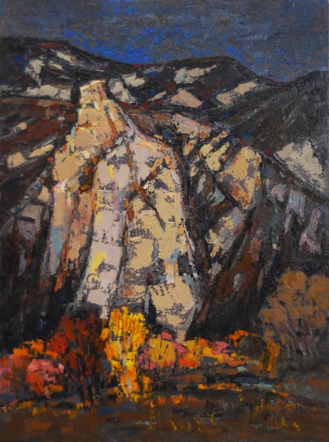 【蒙古图片】这位蒙古族画家,用油画记录蒙古的风土人情,美醉了! 第28张