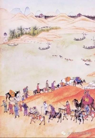 一个蒙古人眼中的欧洲  第32章 世界著名蒙古族画家费岳达尔•卡尔梅克 第8张