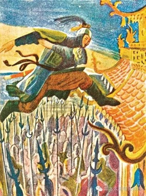 一个蒙古人眼中的欧洲  第32章 世界著名蒙古族画家费岳达尔•卡尔梅克 第12张