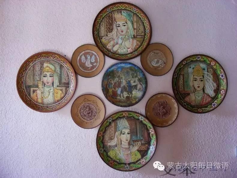 一个蒙古人眼中的欧洲  第32章 世界著名蒙古族画家费岳达尔•卡尔梅克 第15张