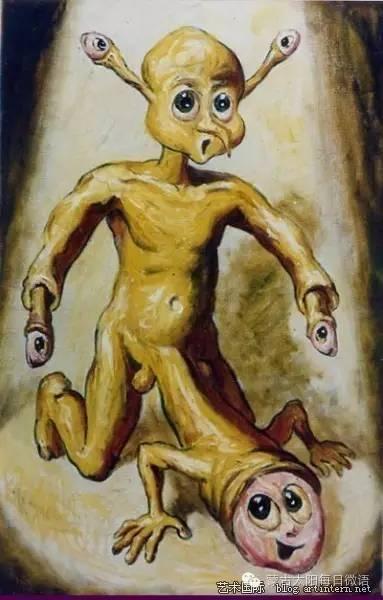 一个蒙古人眼中的欧洲  第32章 世界著名蒙古族画家费岳达尔•卡尔梅克 第38张
