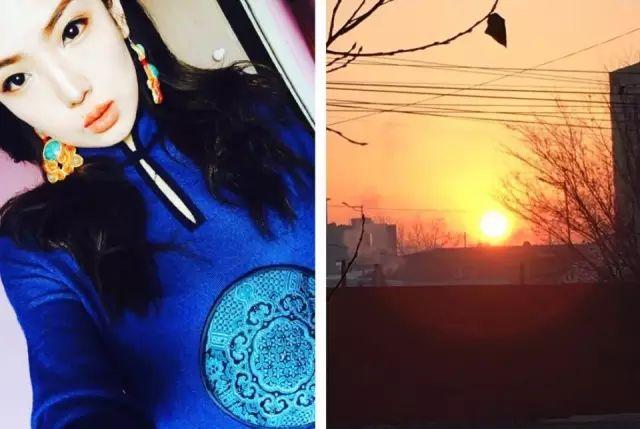 【蒙古服饰图片】蒙古国明星新年装扮 果然是民族服饰最美! 第23张
