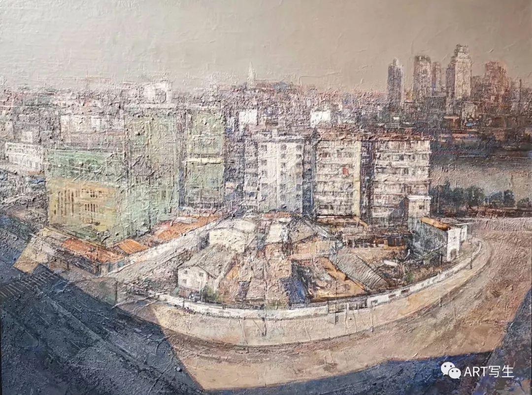 第十三届内蒙古自治区美术作品展览(油画作品) 第21张