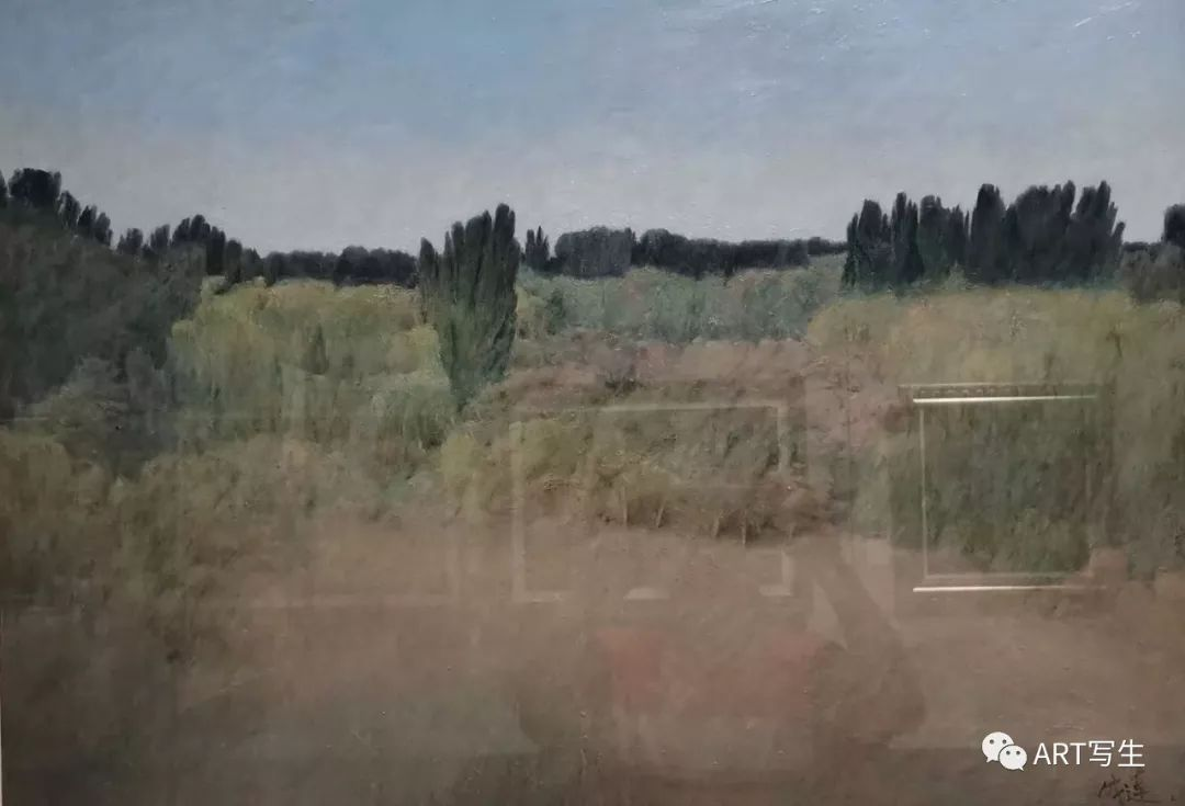 第十三届内蒙古自治区美术作品展览(油画作品) 第48张