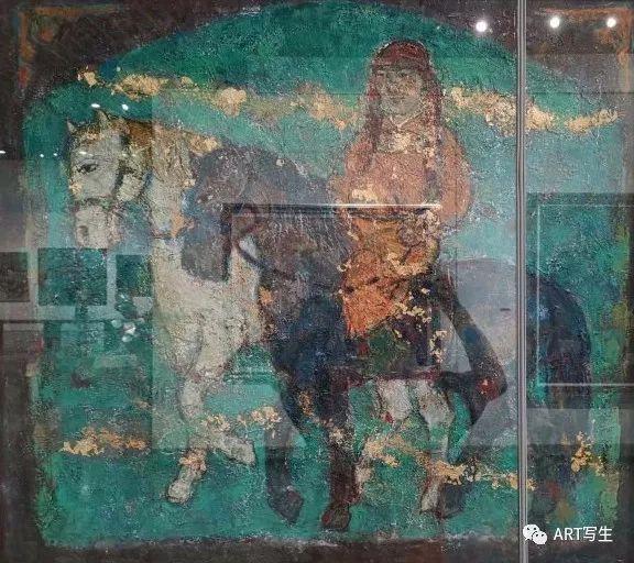 第十三届内蒙古自治区美术作品展览(油画作品) 第117张