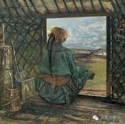 🔴内蒙古油画家--周宇油画作品 第3张