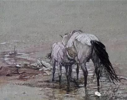 🔴内蒙古油画家--周宇油画作品 第14张