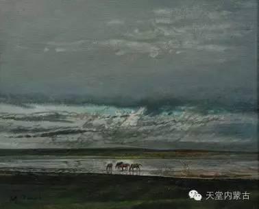 🔴内蒙古油画家--周宇油画作品 第15张