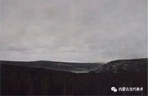 内蒙古油画艺术微展——李 鑫 第6张