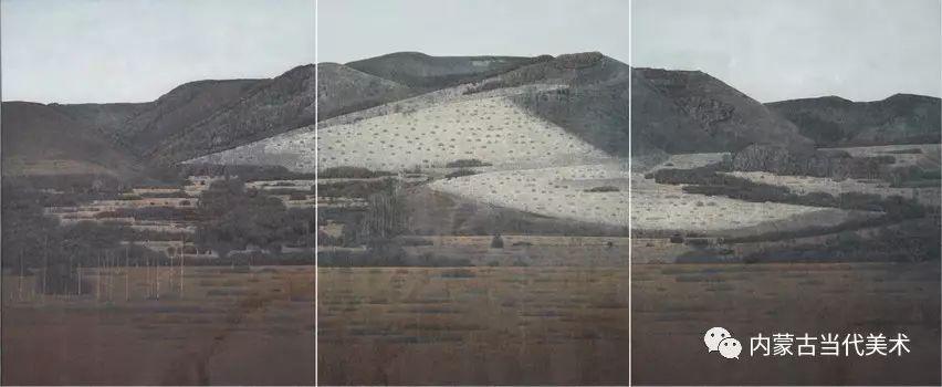 内蒙古油画艺术微展——李 鑫 第12张