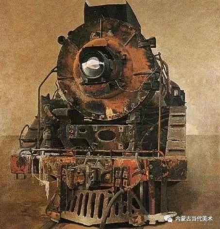 内蒙古油画艺术微展——李 鑫 第17张
