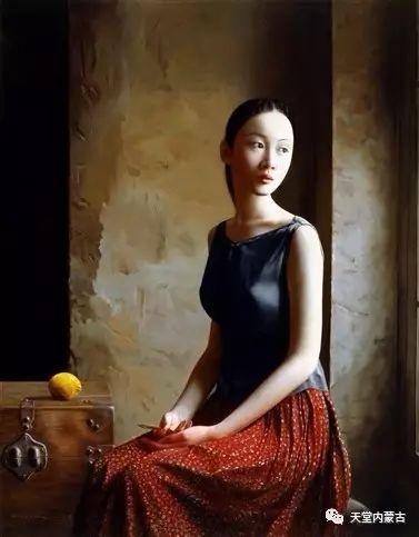 内蒙古画家——晓青油画作品欣赏 第11张