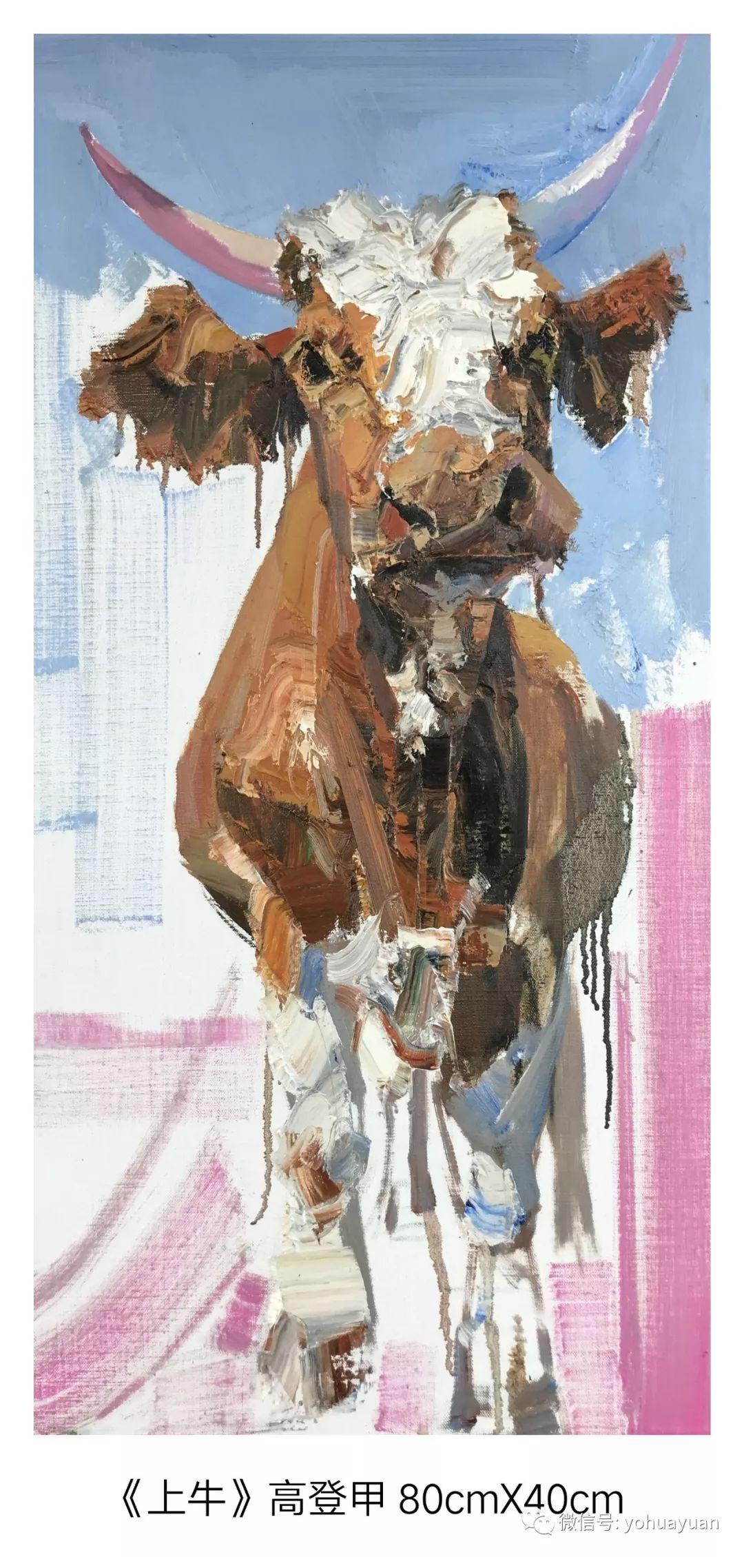 油画作品拍卖(内蒙古草原写生) 第5张 油画作品拍卖(内蒙古草原写生) 蒙古画廊