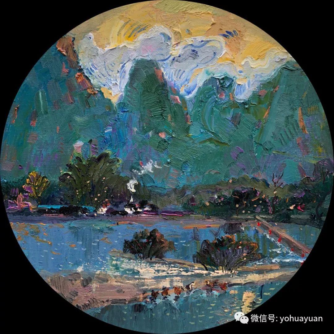油画作品拍卖(内蒙古草原写生) 第107张 油画作品拍卖(内蒙古草原写生) 蒙古画廊