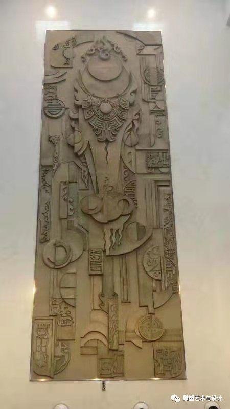 内蒙古建筑职业技术学院雕塑专业教师岳布仁作品 第20张 内蒙古建筑职业技术学院雕塑专业教师岳布仁作品 蒙古画廊