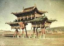 蒙古国博格达汗宫博物馆 第2张 蒙古国博格达汗宫博物馆 蒙古文化