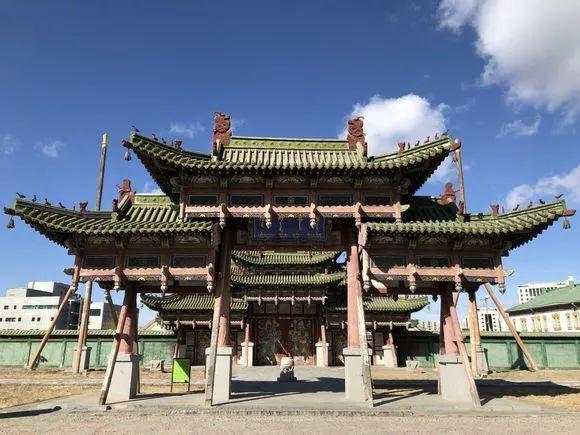 蒙古国博格达汗宫博物馆 第4张 蒙古国博格达汗宫博物馆 蒙古文化