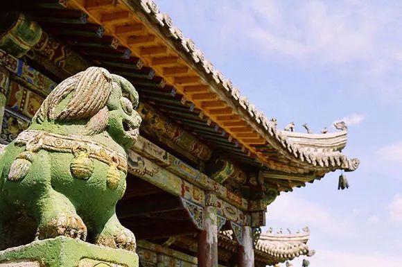 蒙古国博格达汗宫博物馆 第5张 蒙古国博格达汗宫博物馆 蒙古文化