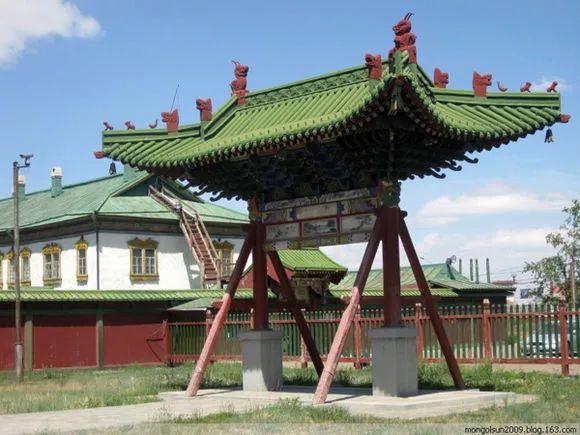蒙古国博格达汗宫博物馆 第7张 蒙古国博格达汗宫博物馆 蒙古文化