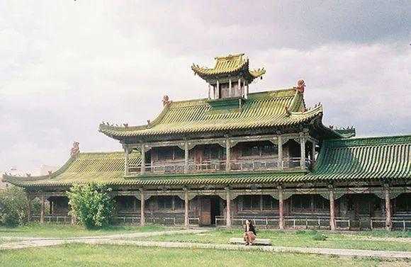 蒙古国博格达汗宫博物馆 第6张 蒙古国博格达汗宫博物馆 蒙古文化